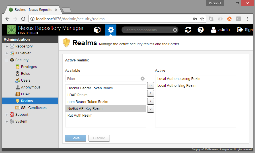 Nexus Repository Manager Helps In Saving